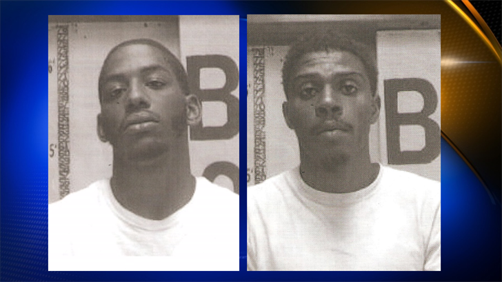 (L-R): Mohead, Crawford | Photo Source: Grenada Police Department